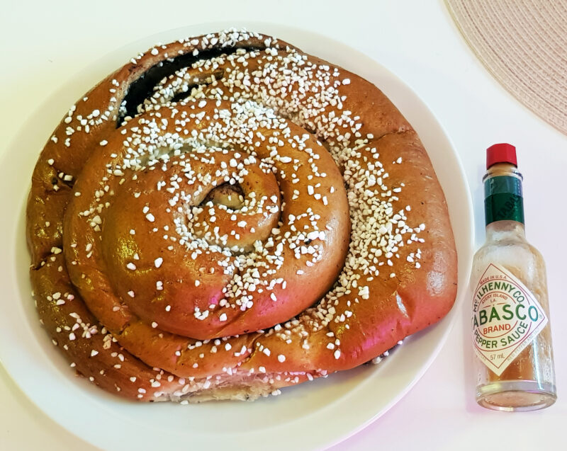 Day of the Cinnamon Roll – October 4